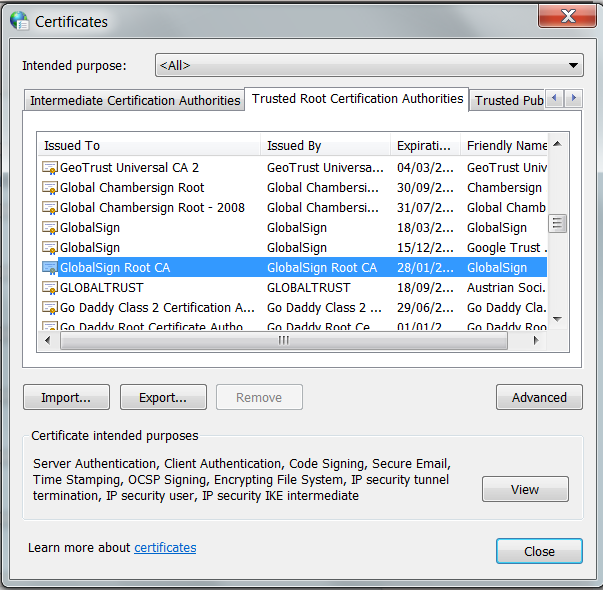 How Setup Ssl For Ca 11 On Microsoft Windows Iis Cogknowhow